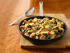 Chicken&#32;Florentine&#32;Skillet