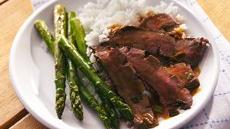 Grilled Korean Steak Recipe