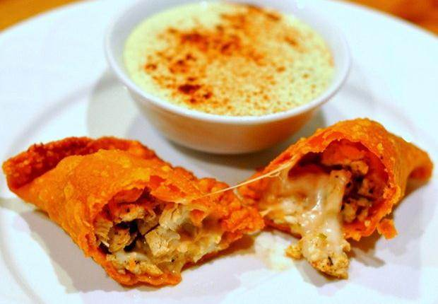 Old El Paso® Refried Beans, Chicken, Cheese Empanadas with ...