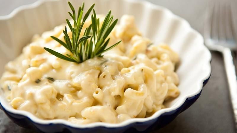 Gruyère Macaroni and Cheese