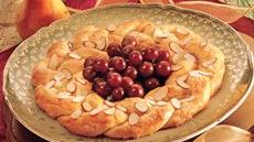 Danish Almond Crescent Ring Recipe