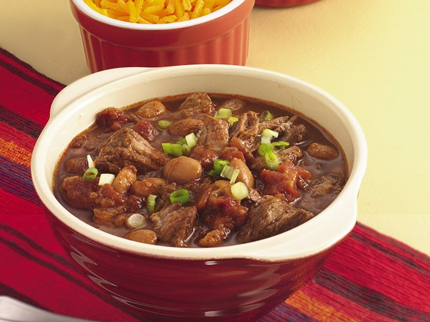 Slow Cooker Texas Two-Meat Chili