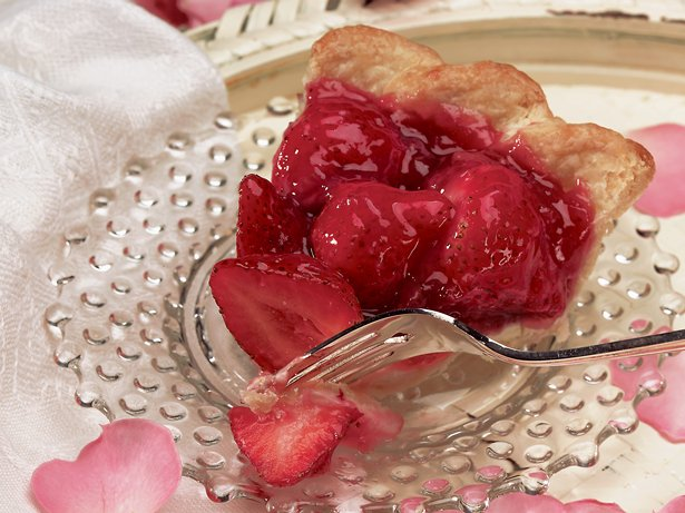 Gold Medal® Fresh Strawberry Pie