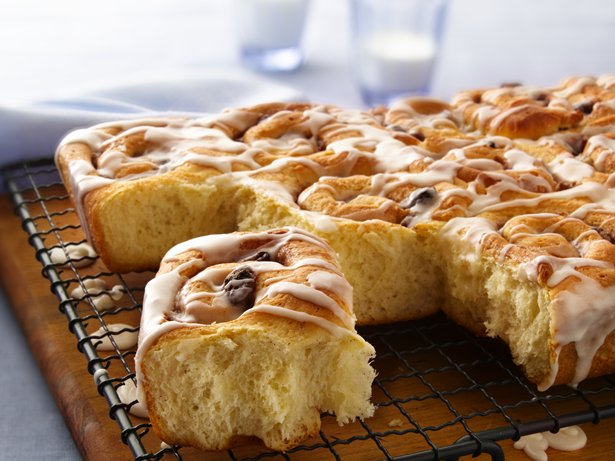 Old-Fashioned Cinnamon Rolls