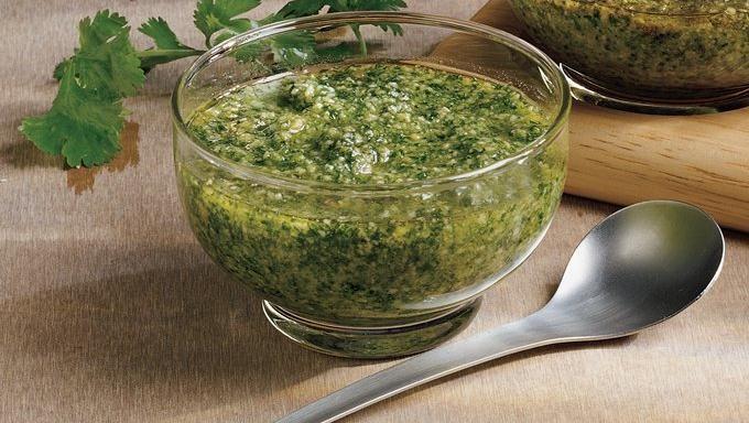 Classic Pesto recipe - from Tablespoon!