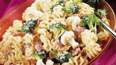Sunny Broccoli Pasta Salad Recipe