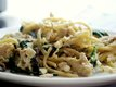 Chicken, Spinach and Mushroom Pasta