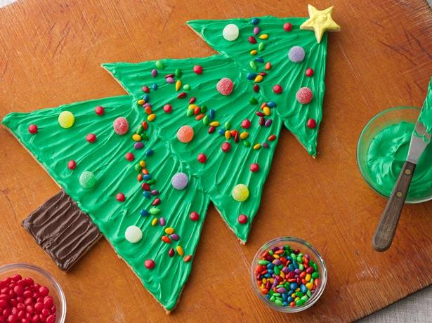 Decorate It Yourself (DIY) Cookie Tree
