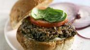 Healthified Rice and Bean Burgers