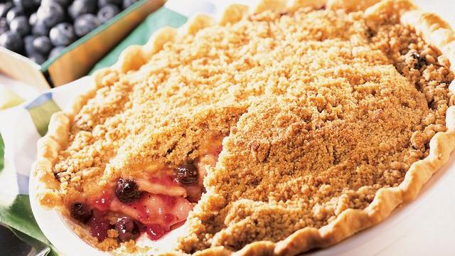 Image of Apple-blueberry Pie, Pillsbury