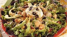 Baja Chicken Salad with Taco Vinaigrette Recipe
