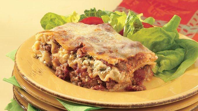Italian Classic Lasagna