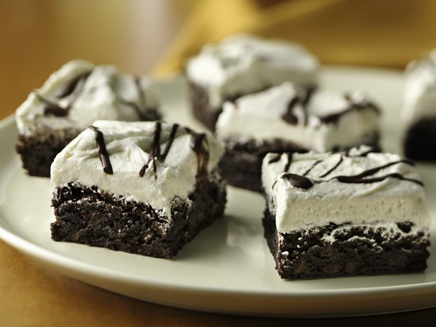 Gluten Free Whoopie Pie Brownies