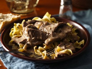 Easy&#32;Weeknight&#32;Beef&#32;Stroganoff
