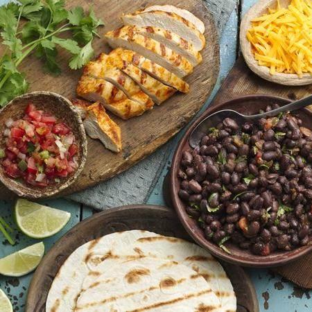 Chicken tacos recipes easy