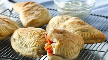 Grands!® Smoked Salmon Pastries