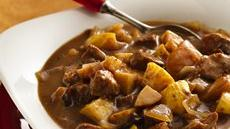 Slow Cooker Harvest Pork Stew Recipe