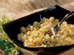 Creamy Corn and Garlic Risotto