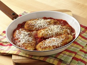 Skillet&#32;Chicken&#32;Parmesan