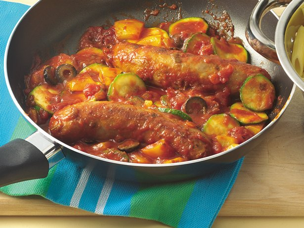 Italian Sausages Marinara