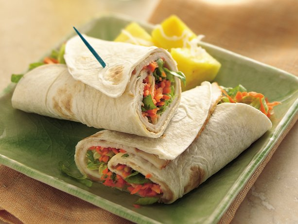 Image of Asian Chicken Roll-ups, Betty Crocker