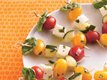Fresh Tomato-Basil Caprese Kabobs