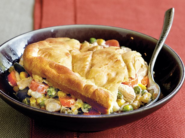 Crescent Chicken Pot Pie