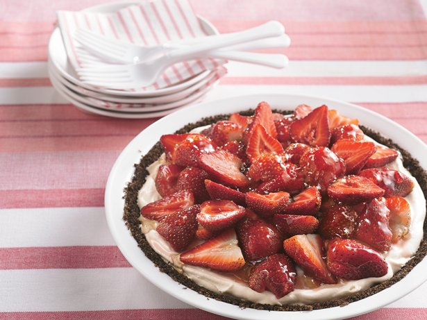 Decadent Strawberry Pie