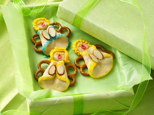 Image of Almond Angel Cookies, Betty Crocker