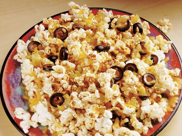 Nacho Popcorn