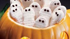 Frightfully Easy Ghost Cookies Recipe
