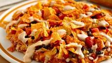"""Nacho Party"" Pizza Recipe"