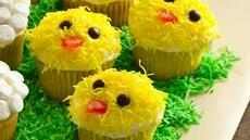Easter Chicks Cupcakes Recipe