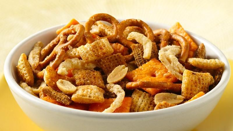 Steakhouse Chex Mix