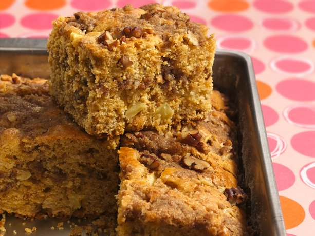 Image of Apple-pecan Coffee Cake, Betty Crocker