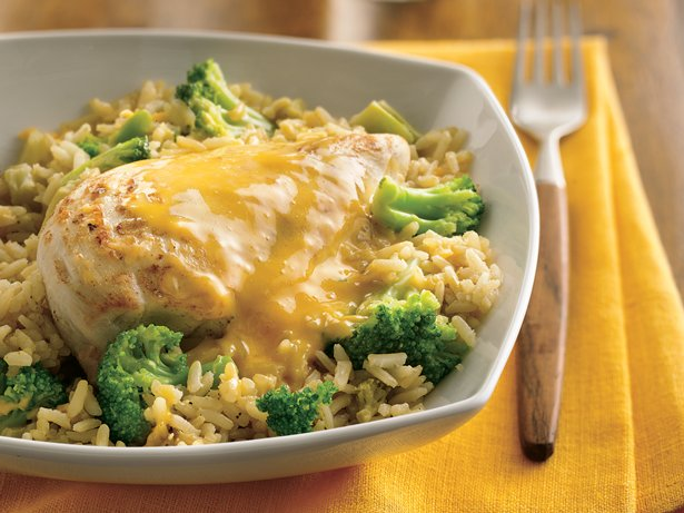 Gluten Free Skillet Chicken Divan