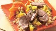 Pork Tenderloin with Pineapple Salsa