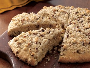 Maple-Nut Scones
