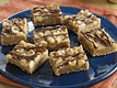 Hazelnut Praline Cookie Bars