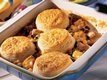 Southwestern Chicken Pot Pie