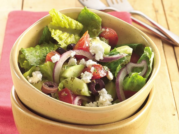 Gluten Free Garden Fresh Greek Salad