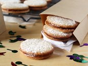 Mini Alfajores