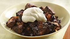 Triple-the-Chocolate Bread Pudding Recipe