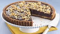 Peanut Butter Truffle Tart Recipe