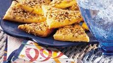 Seeded Crescent Wedges Recipe