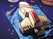 Spaceship Cake