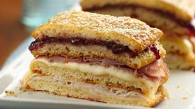 Crescent Cristo Sandwich Loaf Recipe