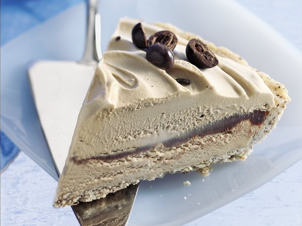 Jamocha Ice-Cream Pie