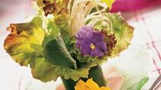 Salad Posies Recipe