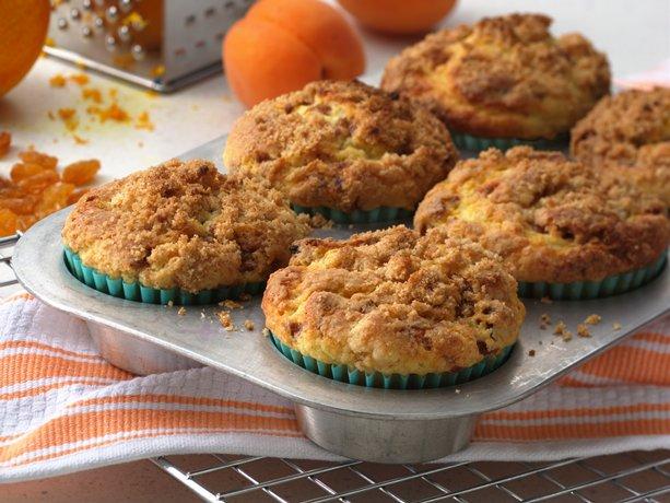 Image of Apricot Muffins, Betty Crocker
